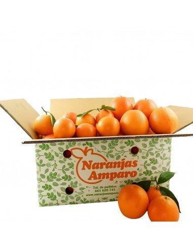 Oranges à manger et jus