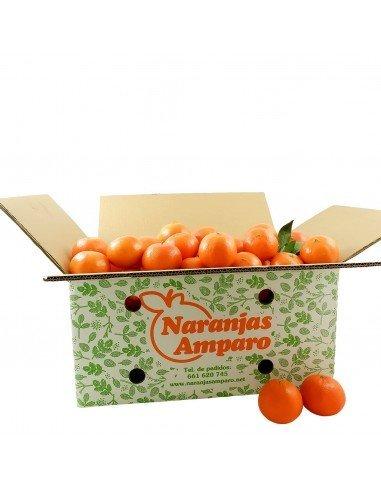 Mandarine à manger