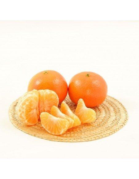 Mandarinas especiales para zumo