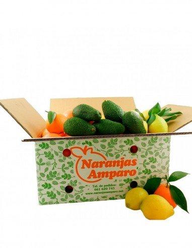 Mixed Oranges + 3 Kg Avocado + 1 Kg...