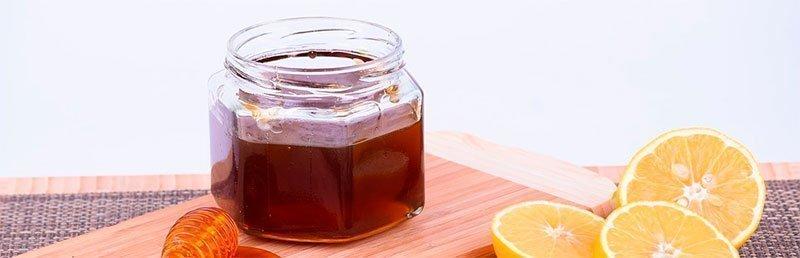 Miel y Limón, remedio contra la tos