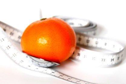 Las naranjas no engordan