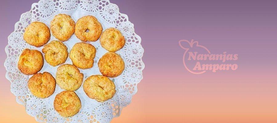 receta rollitos naranja