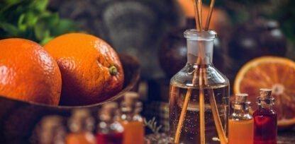 Crea tu perfume de naranja