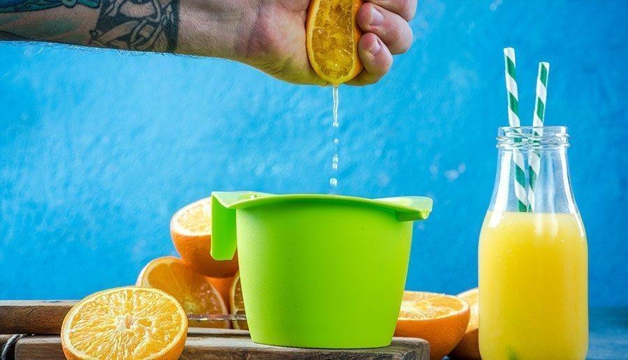 Los 3 mejores exprimidores de naranjas