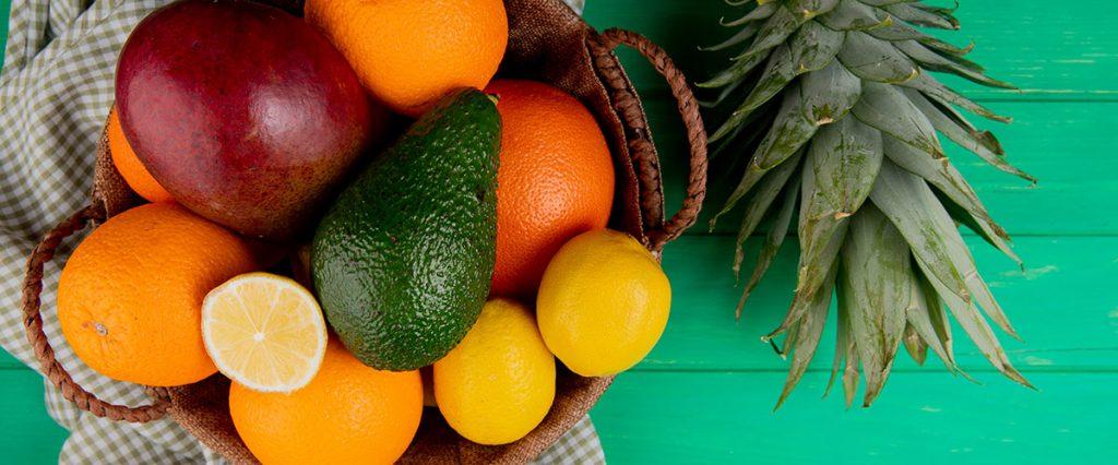 frutas más saludables