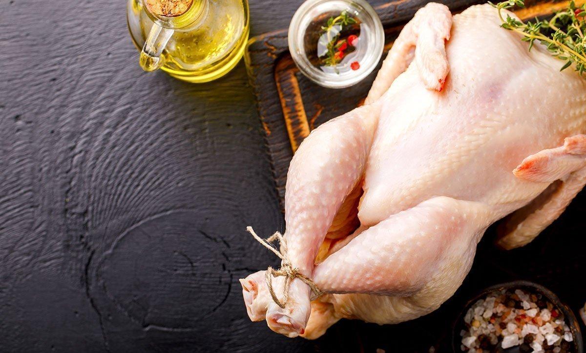 Preparando Pollo a la naranja